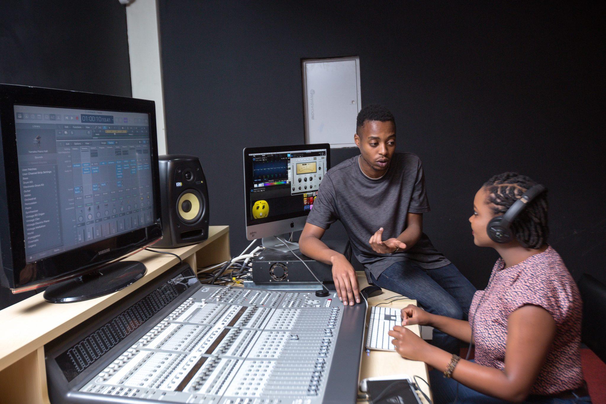 Music Production School, Music Technology