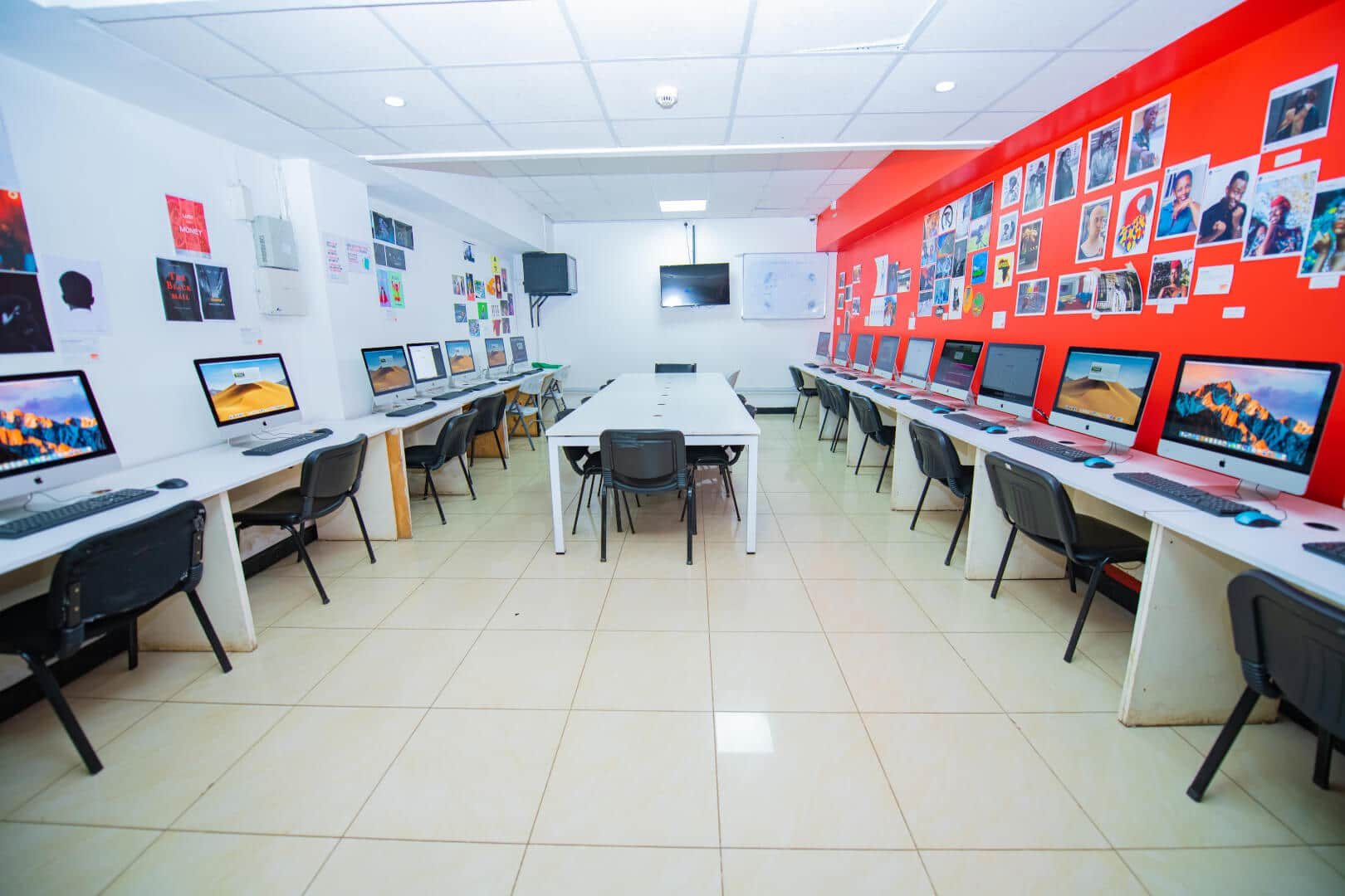 ADMI computer labs