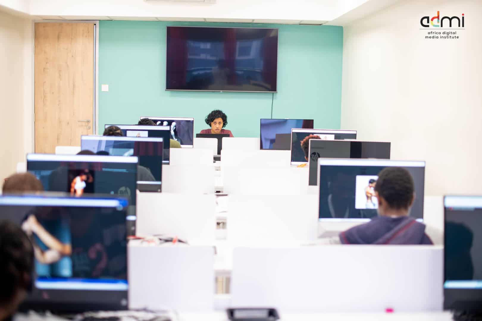 ADMi Computer labs