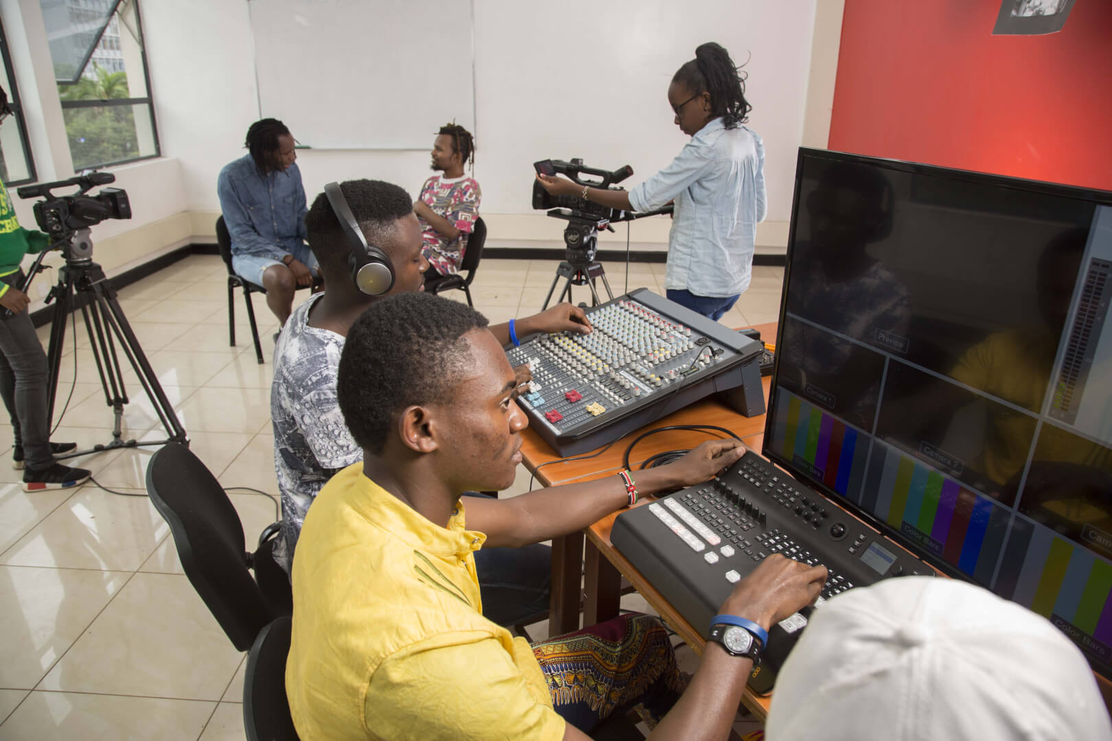 Film and Television Production,ADMI Multimedia Course/ TV Production/Film School