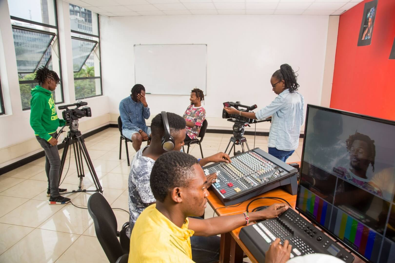 ADMI Film School/ TV Production